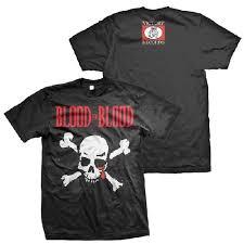 Blood For Blood | <b>Skull</b> - T-shirt - <b>Hardcore</b> / <b>Punk</b> | Season of Mist