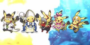 Resultado de imagem para fantasias de pokemons