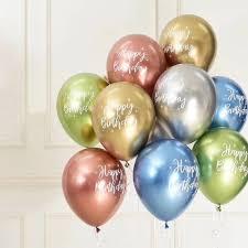 <b>10pcs 12inch metallic latex</b> balloons pearly metal balloon printed ...