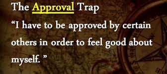 Image result for approval trap pictures