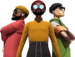 <b>Black Eyed Peas</b>