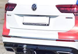 <b>Фаркоп быстросъемный</b> на Volkswagen tiguan c 2017 | Festima ...