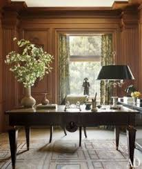 another chic home office love the fact that there is no computer on the table happy chic workspace home office details ideas
