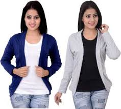 Womens Shrugs - Buy Shrugs For Women Online at Best Prices In ...