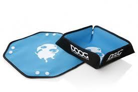 DOOG <b>Миска для</b> собак дорожная <b>складная</b> 300мл, синяя