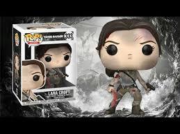 Unboxing - <b>Funko POP Lara Croft Tomb Raider</b> 2013 n°333 - YouTube