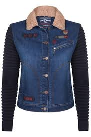 Женские <b>джинсовые куртки</b> состав ХЛОПОК (хлопковый ...