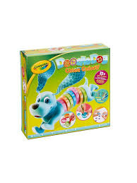 Набор <b>трафаретов для рисования</b> Doodle Dog <b>Crayola</b> 4375776 ...