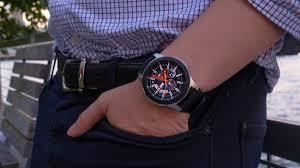 <b>Samsung Galaxy Watch</b> review | TechRadar