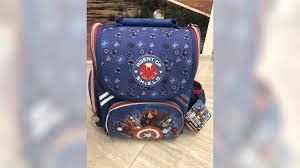 Рюкзак «<b>Marvel</b> Мстители»+ <b>пенал</b> купить в Санкт-Петербурге на ...