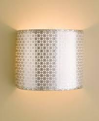 diy wall sconce using aluminum radiator metal sheet from better homes gardens better homes and gardens lighting