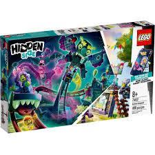 Купить <b>конструктор LEGO Hidden Side</b> Призрачная ярмарка ...