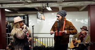 Alanis Morissette & Jimmy Fallon Busk in Disguise at NYC Subway ...