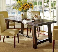 dining room wooden table mid dining roomnatural dining table centerpieces decor combine square varn