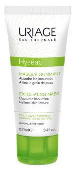 Uriage Мягкая <b>отшелушивающая маска для лица</b> Hyseac Masque ...