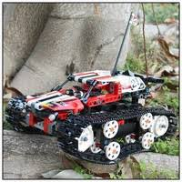 <b>New Technic</b> mechanical Series The RC Track Remote-control ...