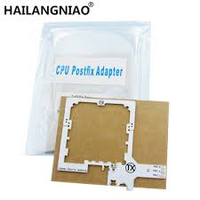 <b>50pcs</b>/<b>lot Corona Postfix</b> Adapter V3 V4, CPU <b>POSTFIX</b> Adapter ...