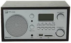 Стационарный <b>радиоприёмник</b> с Bluetooth и USB - БЗРП <b>РП</b>-<b>320</b> ...