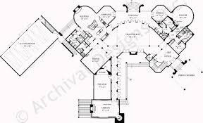 Chateau Novella House Plans   Home Plans By Archival DesignsChateau Novella House Plan