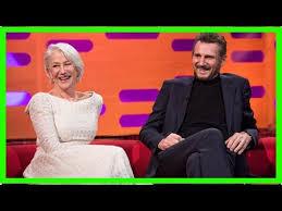 Graham Norton: Helen Mirren, Liam Neeson and Jamie Dornan will ...