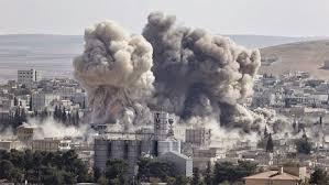 Resultado de imagen para Los datos sobre las víctimas civiles aparecieron antes de que los aviones rusos despegaran