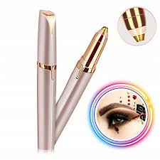 <b>Multifunction Lipstick Eyebrow Trimmer</b> Face Brows Hair Remover ...