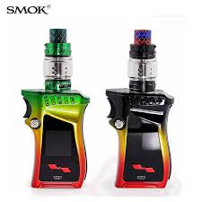 smok majesty resin kit electronic cigarette 225w box mod vaporizer x baby vs al85 pico mini s180