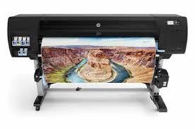 <b>HP Designjet</b> Z6600 Production Printer