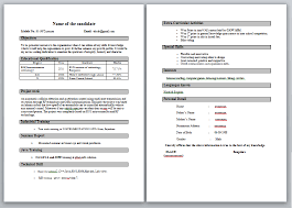good sample resume for mba freshers format mba freshers resume format