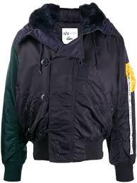 <b>Lacoste Куртка</b> в Стиле колор-блок с Капюшоном - Farfetch