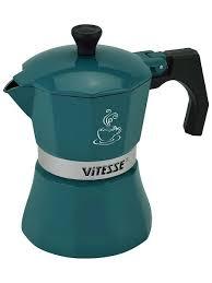 Кофеварки гейзерные 170мл <b>Vitesse</b> 5470054 в интернет ...