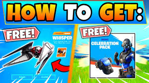HOW TO GET WHISPER GLIDER for FREE and CELEBRATION ...