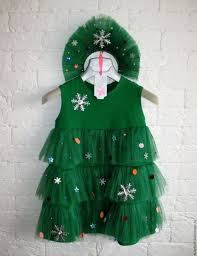 """Купить Новогодний <b>костюм</b> """"ЕЛОЧКА"""" - зеленый, <b>костюм</b> ..."""