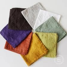 <b>Soft</b> Linen Napkins – <b>Linen Home</b> Studio