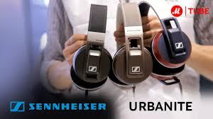 <b>наушники Sennheiser</b> Urbanite и <b>Urbanite XL</b>