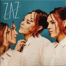 <b>Zaz</b> - <b>Effet</b> Miroir (2018, Turquoise, Vinyl) | Discogs