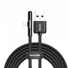 Кабель USB - Lightning для зарядки iPhone 1 м 2.4А игровой ...