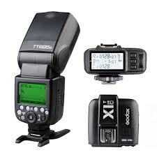 <b>Godox</b> X1T + TT600/<b>TT685</b> (Мобильный свет)