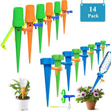 ARTEM 12 Packs <b>Plant Waterer</b> Self <b>Watering</b> Devices with Slow ...