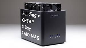 Cheap 5 Bay RAID NAS with Thin Client and <b>ORICO</b> DS500U3 USB ...
