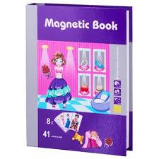 <b>Развивающая</b> игра <b>Magnetic</b> Book Маскарад (TAV037) - купить в ...