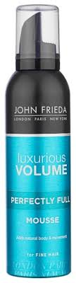 <b>John Frieda мусс</b> Luxurious Volume для создания объема с ...