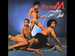 Текст песни <b>Boney M</b>. - <b>Love</b> For Sale
