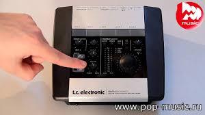 <b>Аудио интерфейс TC ELECTRONIC</b> KONNEKT 6 - YouTube