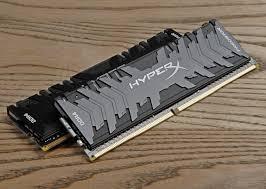 Обзор комплекта оперативной <b>памяти HyperX</b> Predator RGB ...