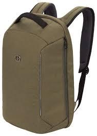 Купить <b>Рюкзак</b>-антивор <b>SWISSGEAR 15</b>'', хаки, Heather 600D, 31 x ...