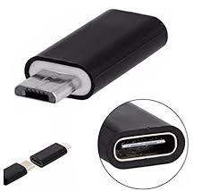 Eatech USB 3.1 <b>Type C Female to Micro</b> USB Type B 2.0 Male Data ...