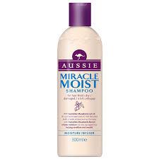 <b>Шампунь Aussie</b> Miracle Moist для сухих и поврежденных волос ...