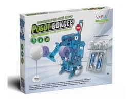 <b>Конструктор N</b>-<b>Brix Самолет и</b> робот 4 в 1 купить в детском ...