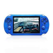 <b>X1 Handheld</b> Game Players 4.3 Inch HD <b>Portable</b> MP5 4GB/ 8GB ...